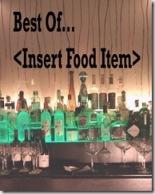 Best Of food item