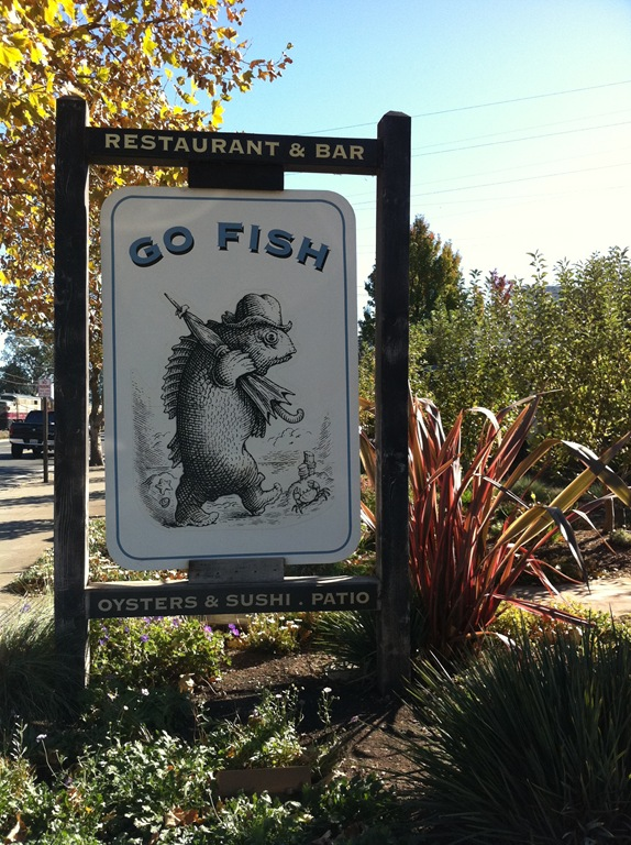 Restaurant review go fish st helena ca a mindful life for Go fish restaurant